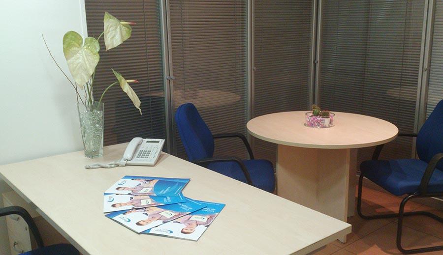 donde encontrar oficinas virtuales madrid