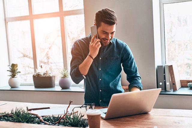 El alquiler de despachos a profesionales independientes, práctica habitual.